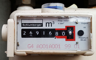 gas meter reading loughborough