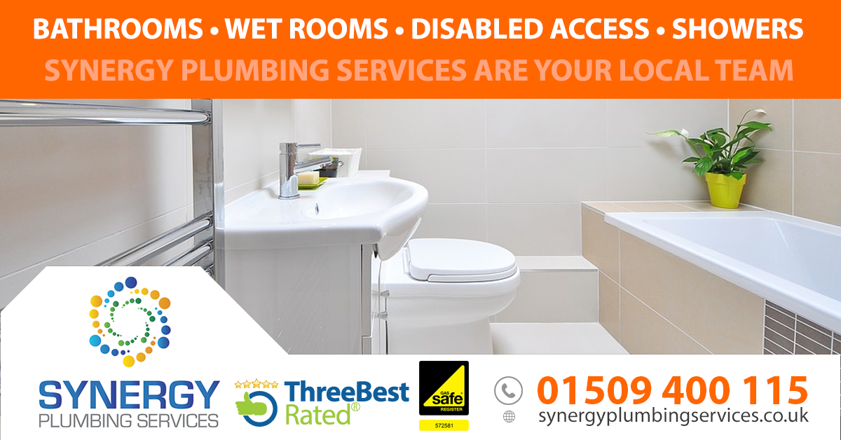 bathroom refurbishment loughborough